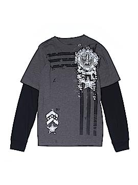 Helix Long Sleeve T-Shirt Size L (Kids)