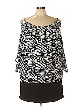 Caren Sport Casual Dress Size 4X (Plus)