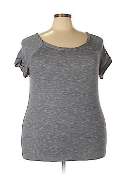 Max Studio Short Sleeve Top Size XL