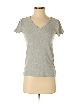 Basic Style Short Sleeve T-Shirt Size XS