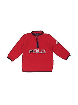 Polo by Ralph Lauren Fleece Jacket Size 24 mo