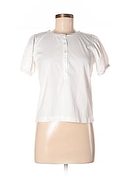 J. Crew Short Sleeve Button-Down Shirt Size S
