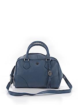 Giani Bernini Leather Satchel One Size