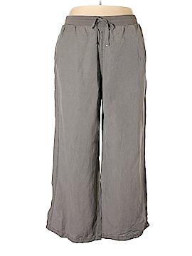 Lane Bryant Linen Pants Size 26 Plus (7) (Plus)