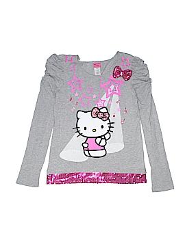 Princess by Hello Kitty Long Sleeve T-Shirt Size X-Large (Kids)
