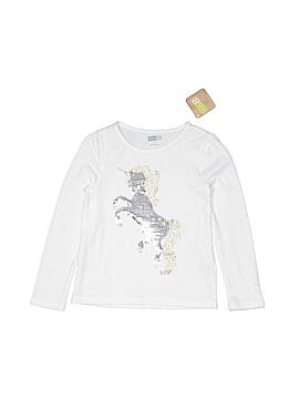 Crazy 8 Long Sleeve T-Shirt Size 4T