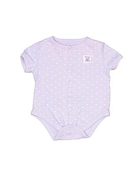 Baby! Short Sleeve Onesie Size 3-6 mo