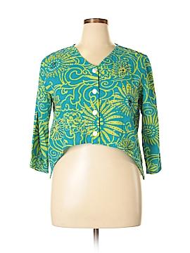 Paradiso 3/4 Sleeve Blouse Size XL