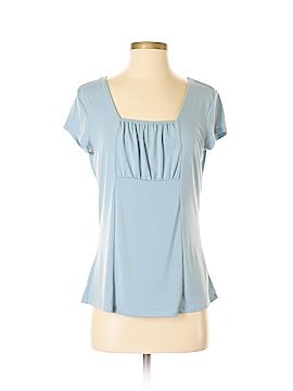 Van Heusen Short Sleeve Blouse Size S