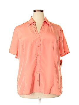 Covington Short Sleeve Blouse Size 22 - 24 (Plus)