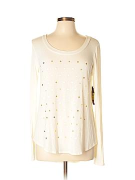 Copper Key Pullover Sweater Size L