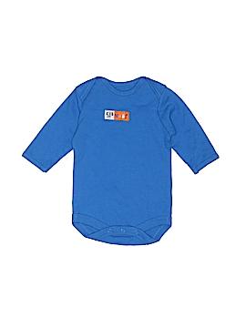 Bon Bebe Long Sleeve Onesie Size 0-3 mo