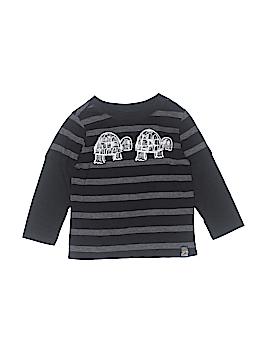 Charlie Rocket Long Sleeve T-Shirt Size 2T
