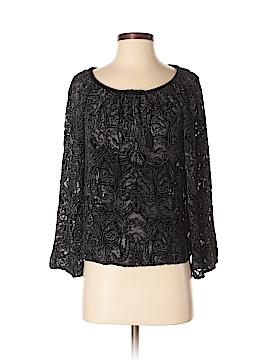 Petite Sophisticate 3/4 Sleeve Blouse Size 8