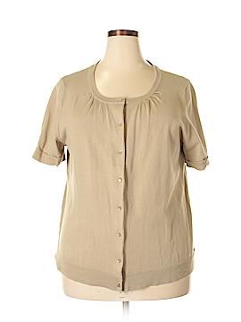 Silhouettes Cardigan Size 1X (Plus)