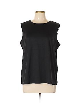 BonWorth Sleeveless T-Shirt Size L (Petite)