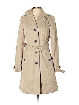 Ann Taylor LOFT Trenchcoat Size 2