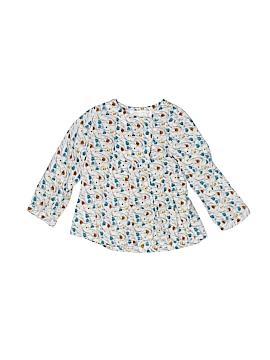 Zara Baby Long Sleeve Blouse Size 12-18 mo