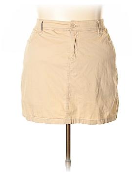 St. John's Bay Casual Skirt Size 18w (Plus)