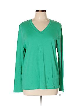 Hue Long Sleeve T-Shirt Size L
