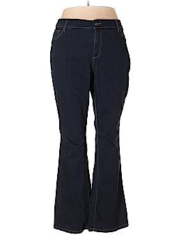St. John's Bay Jeans Size 16W