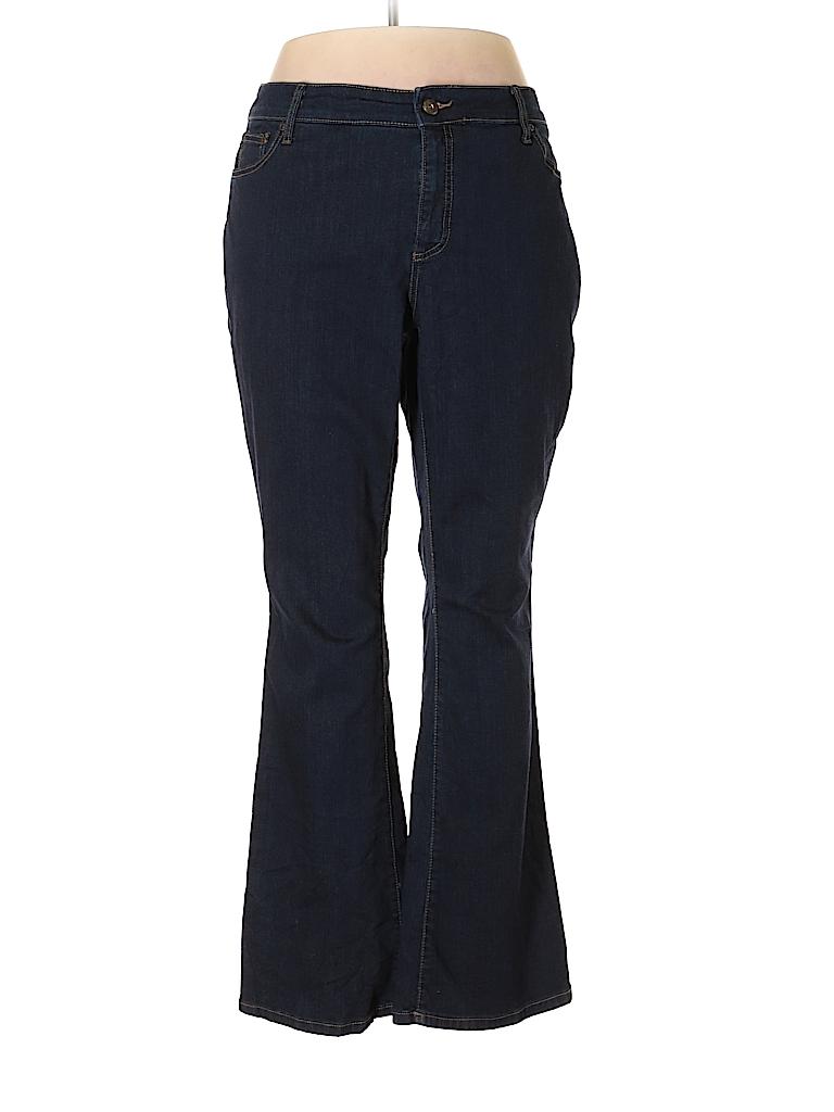 St. John's Bay Women Jeans Size 16W
