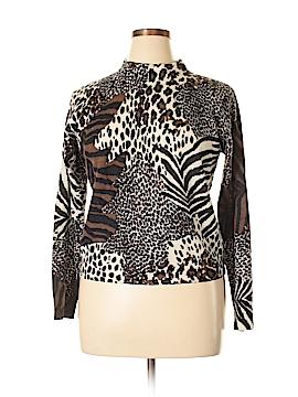Pierre Cardin Wool Pullover Sweater Size XL