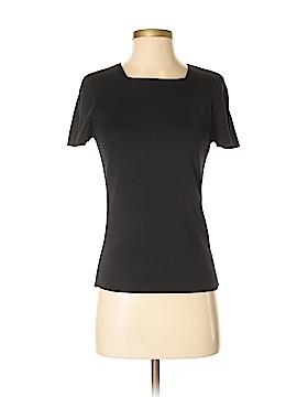 Carlisle Short Sleeve Silk Top Size S