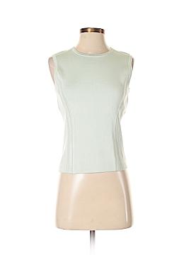 Carlisle Sleeveless Silk Top Size S