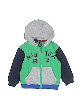 Nautica Zip Up Hoodie Size 12 mo