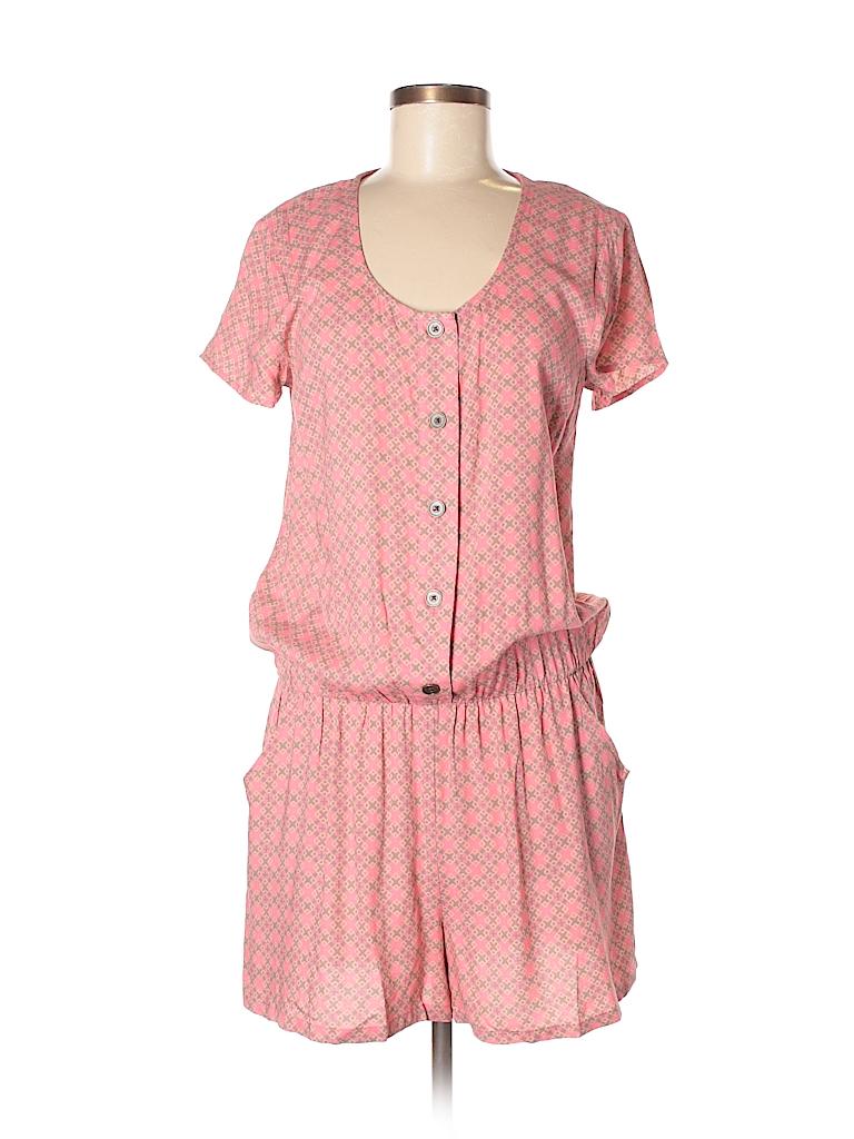719c460ed15 Matilda Jane 100% Polyester Floral Pink Romper Size M - 64% off ...