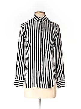 J. Crew Factory Store Long Sleeve Blouse Size M (Petite)