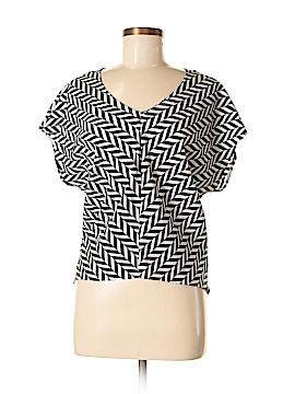 Peppermint Short Sleeve Blouse Size S