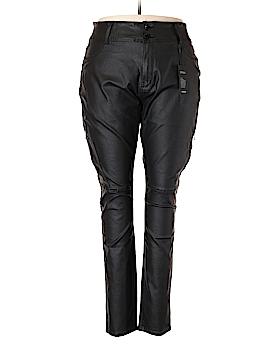 Chic Denim Cargo Pants Size 24 (Plus)