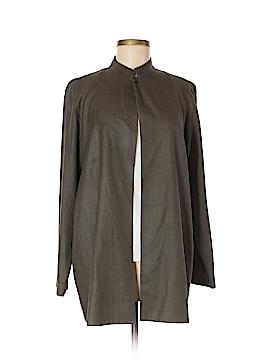 Eileen Fisher Silk Blazer Size M