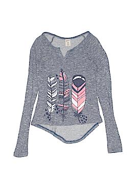 Arizona Jean Company Long Sleeve Top Size 7 - 8