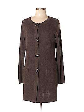 Ellen Tracy Wool Cardigan Size L