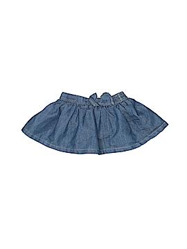 Okie Dokie Denim Skirt Size 6-9 mo