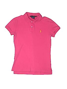 Ralph Lauren Sport Short Sleeve Polo Size S (Kids)