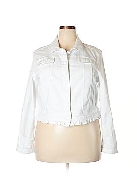 Elle Denim Jacket Size XXL