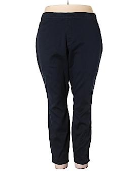 Basic Style Jeans Size 3X (Plus)