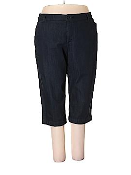 St. John's Bay Casual Pants Size 22 (Plus)