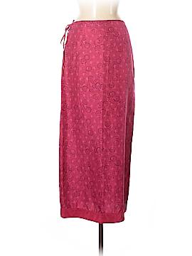 Express Silk Skirt Size 7 - 8