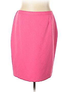Le Suit Casual Skirt Size 20W (Plus)