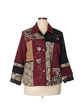 Napa Valley Jacket Size 1X (Plus)