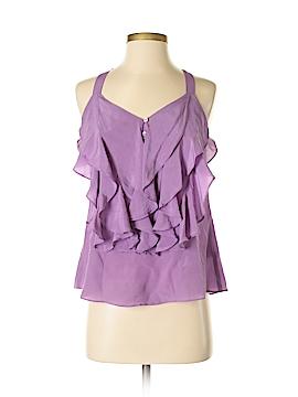 Lil Sleeveless Silk Top Size 4