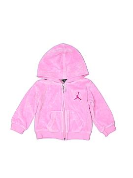 Air Jordan Zip Up Hoodie Size 6-9 mo