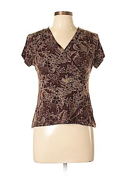 Covington Outlet Short Sleeve Top Size M