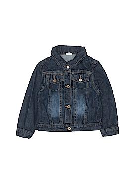 Wrangler Jeans Co Denim Jacket Size 3T