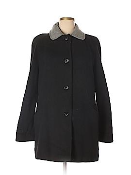 Cabin Creek Wool Coat Size 14